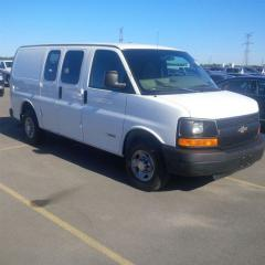 Used 2004 Chevrolet Express 2500 CARGO*CARGO*CARGO for sale in Woodbridge, ON