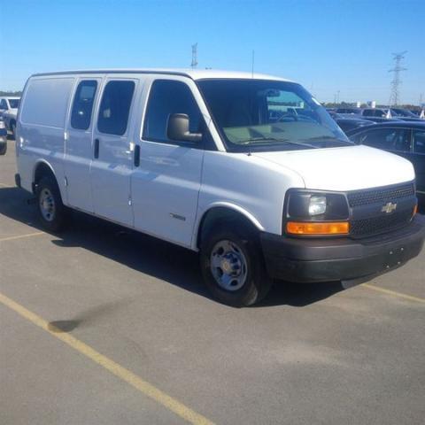 2004 Chevrolet Express 2500 CARGO*CARGO*CARGO