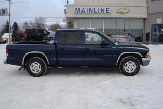 Used 2001 Dodge Dakota QUAD CAB for sale in Watrous, SK