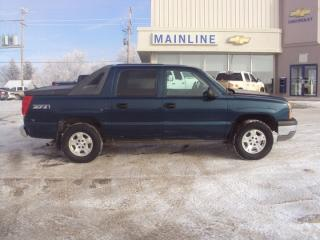 Used 2005 Chevrolet Avalanche LS for sale in Watrous, SK