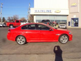 Used 2009 Pontiac G8 for sale in Watrous, SK