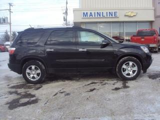 Used 2012 GMC Acadia SLE for sale in Watrous, SK