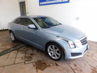 Used 2013 Cadillac ATS 2.5L BASE RWD LEATHER SUNROOF for sale in Listowel, ON