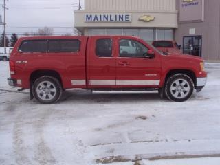 Used 2010 GMC Sierra 1500 K1500 Ext for sale in Watrous, SK