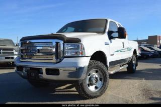 Used 2005 Ford F-250 SUPER DUTY 3/4 Ton XL for sale in Grande Prairie, AB