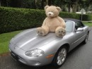 Used 2000 Jaguar XK8 Convertible for sale in Surrey, BC