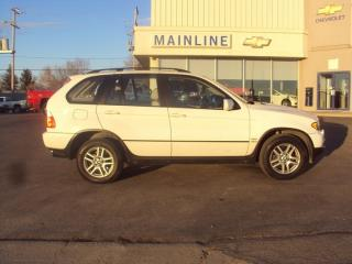 Used 2006 BMW X5 3.0i for sale in Watrous, SK