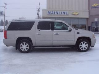 Used 2009 Cadillac Escalade for sale in Watrous, SK