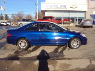 Used 2004 Honda Civic SE for sale in Watrous, SK