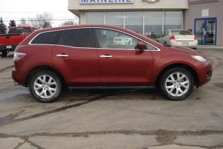 Used 2007 Mazda CX-7 Grand Touring for sale in Watrous, SK