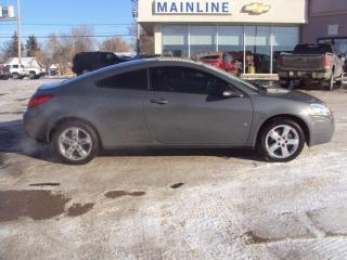 Used 2008 Pontiac G6 GT for sale in Watrous, SK