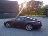 Photo of Black 2007 Porsche Carrera