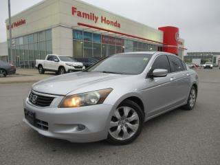Used 2008 Honda Accord 4dr V6 Auto EX-L | LEATHER | SUNROOF | HEATED SEAT for sale in Brampton, ON