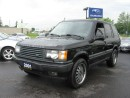 Used 2001 Land Rover Range Rover HSE 4.6 for sale in Stratford, ON