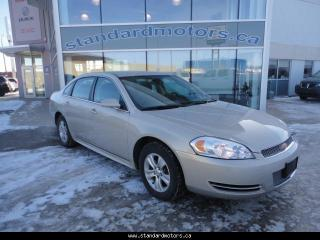 Used 2012 Chevrolet Impala LS for sale in Swift Current, SK