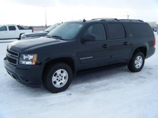 Used 2013 Chevrolet Suburban 1500 LT for sale in Virden, MB