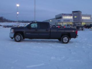 Used 2011 Chevrolet K2500 Crew Cab LT GAS for sale in Drayton Valley, AB