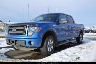 Used 2013 Ford F-150 XLT 4x4 SuperCrew 157 in for sale in Grande Prairie, AB