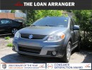 Used 2009 Suzuki SX4 for sale in Barrie, ON