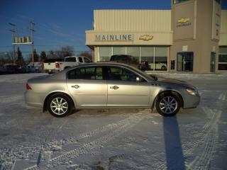 Used 2008 Buick Lucerne CXL for sale in Watrous, SK