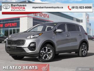 Used 2020 Kia Sportage LX  - Excellent Value -  Apple CarPlay for sale in Ottawa, ON