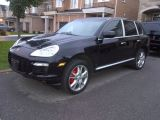Photo of Black 2008 Porsche Cayenne
