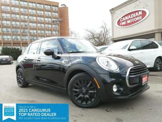 Used 2017 MINI Cooper Hardtop LEATHER | NAVI | CAM | WARR TILL MAY | 4 NEW SNOW TIRES* | for sale in Scarborough, ON