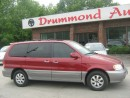 Used 2005 Kia Sedona EX for sale in Owen Sound, ON