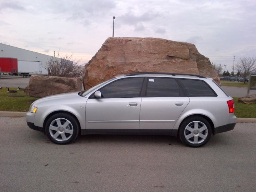 used 2004 audi a4 avant sport wagon for sale in york ontario. Black Bedroom Furniture Sets. Home Design Ideas