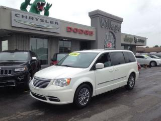 Used 2013 Chrysler Town & Country TOURING-L LEATHER,remote starter,HEATED FRONT SEAT for sale in Ajax, ON