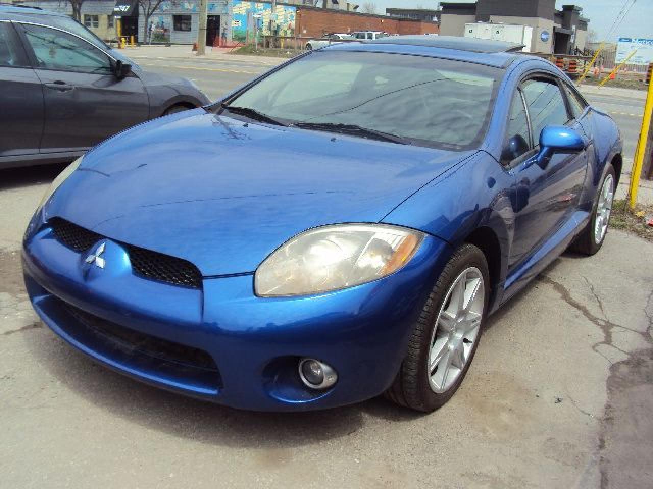 Photo of Blue 2006 Mitsubishi Eclipse