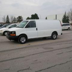 Used 2007 GMC Savana 2500 CARGO**CARGO**CARGO for sale in Vaughan, ON