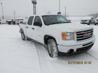 Used 2013 GMC Sierra 1500 1500 SLE 4x4 Crew Cab Swb for sale in Drayton Valley, AB