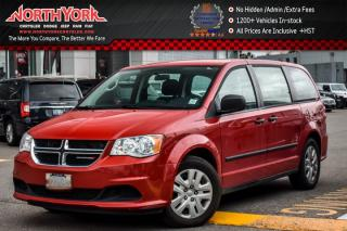 New 2013 Dodge Grand Caravan SE|KeylessEntry|PwrLock&Windows|AC|AUX|GreatDeal! for sale in Thornhill, ON