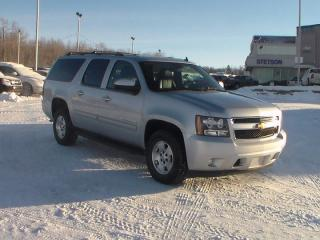 Used 2013 Chevrolet Suburban K1500 LT 4X4 for sale in Drayton Valley, AB