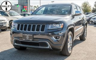 Used 2014 Jeep Grand Cherokee Limited for sale in Surrey, BC