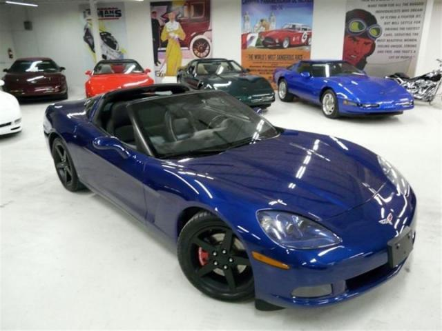 Used 2006 chevrolet corvette sold sold sold lemans blue for Garage yamaha paris