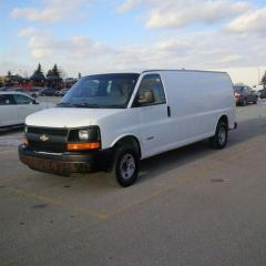 Used 2005 Chevrolet Express EXTENDED**CARGO**EXTENDED for sale in Woodbridge, ON