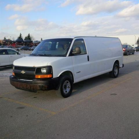 2005 Chevrolet Express EXTENDED**CARGO**EXTENDED