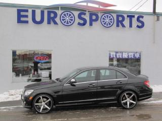 Used 2009 Mercedes-Benz C 350 4-MATIC for sale in Newmarket, ON