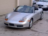 Photo of Silver 2002 Porsche Boxster