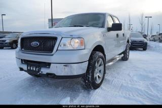 Used 2005 Ford F-150 FX4 for sale in Grande Prairie, AB