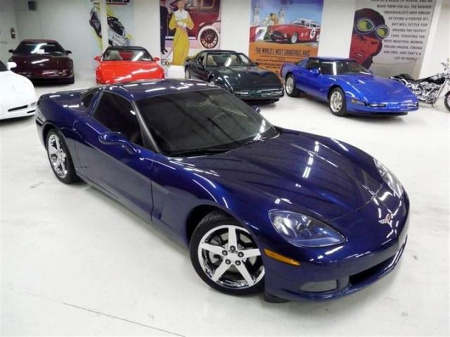 Used 2006 chevrolet corvette lemans blue for sale in paris for Garage yamaha paris