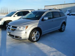 Used 2010 Dodge Journey R/T for sale in Virden, MB
