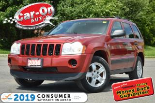 Used 2006 Jeep Grand Cherokee Laredo V8 4X4 A/C FULL PWR GRP CRUISE ALLOYS for sale in Ottawa, ON