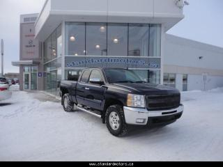 Used 2012 Chevrolet Silverado 1500 1500 LTZ 4X4 EXTENDED CAB SWB for sale in Swift Current, SK