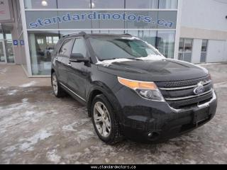 Used 2013 Ford Explorer Limited 4WD for sale in Swift Current, SK