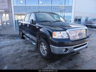 Used 2008 Ford F-150 King Ranch for sale in Swift Current, SK
