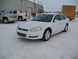 Used 2013 Chevrolet Impala LT for sale in Wainwright, AB