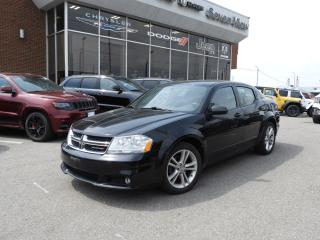 Used 2013 Dodge Avenger SXT SUNROOF/UCONNECT/ALUMINUM WHEELS for sale in Concord, ON